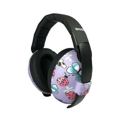 Banz Baby Earmuffs Butterfly  Age 2 Years+