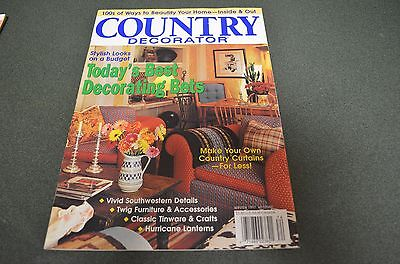 Country Decorator Magazine- Winter 1997 Issue