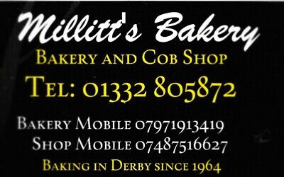 wholesale Bakery with Cafe and takeaway