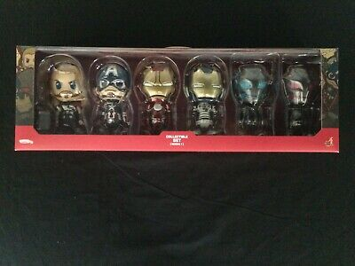 Avengers Age Of Ultron Collectible Set Serie 1 Cosbaby S Marvel