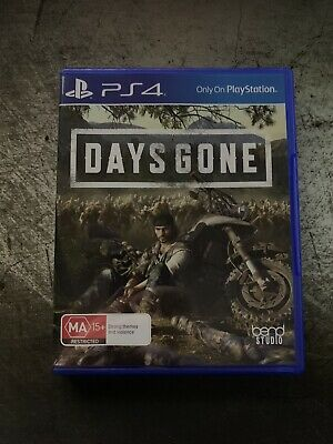 Days Gone PS4 PlayStation 4 Game