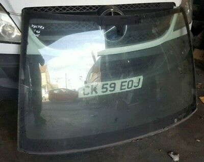 2007 Vauxhall Vectra C 1.9 Cdti Front Windscreen Windshield Glass Perfect One