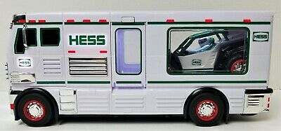 Hess 2018 Toy Truck - RV with ATV Used **NO Motorbike NO Box**  #198 Loose