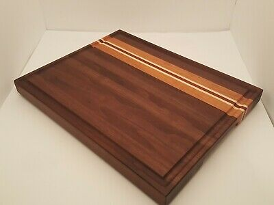 Cutting Board, FREE Bottle Conditioner,Cheese Board,Butcher Block, Serving Board