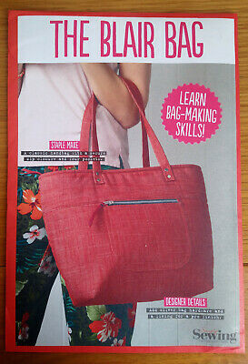 "Sewing Pattern ""The Blair Bag"""