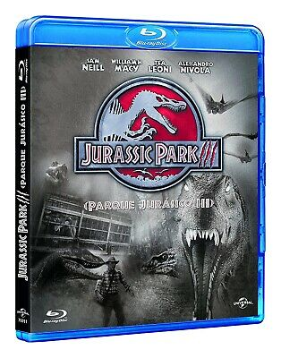 Jurassic Park III [Bluray] (Sp )