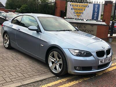 BMW 320 2.0TD 2009 SE Highline runs & drives very well. Any part x Open 7 days.