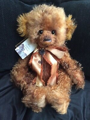 Charlie Bear Prince Isabelle Collection Mohair Under RRP
