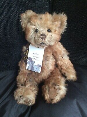 Charlie Bears Snuffbox Isabelle Collection Mohair under RRP