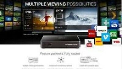 OFFICIAL! NEW Formuler® Z7 + 12Months Gift  premium warranty  plug and play