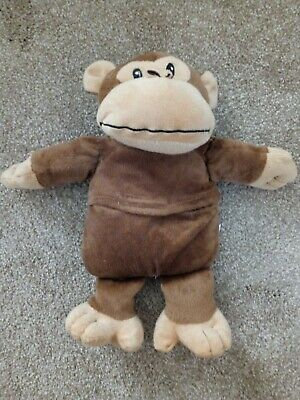 Toasty Teddy Monkey Microwavable Heat Pack