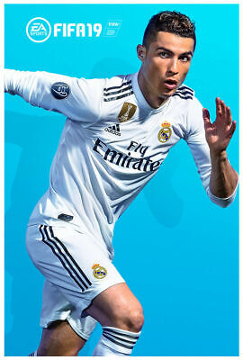 ** FIFA 19 - Standard Edition (Sony PlayStation 4, 2018) PS4 **