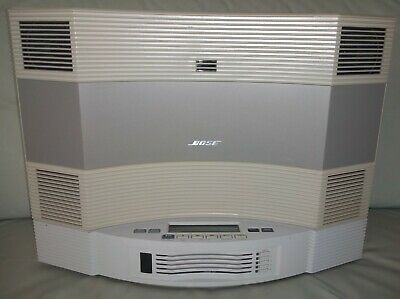 Bose Acoustic Wave Music System II w/ 5-CD Multi Disc Changer/Original Remote