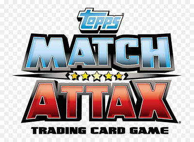 Match Attax 19/20 - Any 10 Cards For £1.50