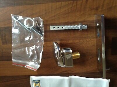 Hormann garage door Handle Polished Stainless Steel Brand New Boxed
