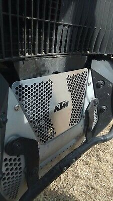 KTM 790 Adventure R Aluminium Engine Guard Cover and protector Crap Flap