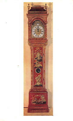 L020955 The London Museum. Long case clock by Allsop. East Smithfield with Chine