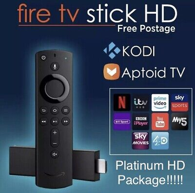Amazon FireStick HD🔥 HD Movies🎥 -TV Shows📺Kids👶Live Sports⚽️Much More✅