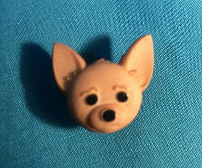 Cute Chihuahua FACE DOG Breed Pup Puppy Animal Holey Clog Shoe Charms