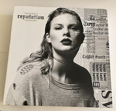 Taylor Swift Reputation Stadium Tour VIP Collector Box Only