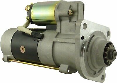 New Starter Ford Diesel HD High Torque 7.3L Powerstroke replaces M8T50072 4N6674