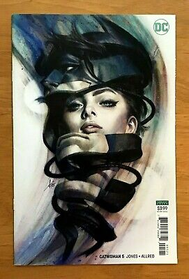 - Issues #1 and up Standard CATWOMAN DC NM 2018 Artgerm variant covers