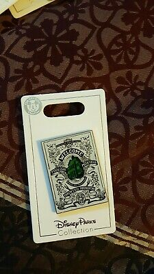 Disney Parks Haunted Mansion 50th Anniv Welcome Foolish Mortals New Pin 2019