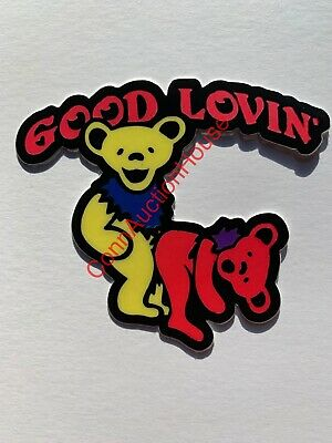 "Grateful Dead & Company ""Good Lovin"" Dancing Bears Sticker"