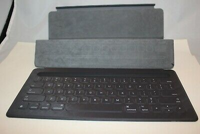 "Apple iPad A1636 Pro 12.9"" inch Smart Keyboard Cover MJYR2LL/A GRAY OEM Genuine"