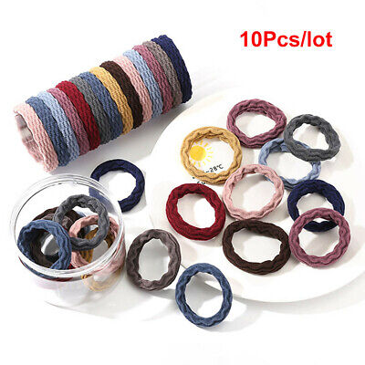 Accessories Lovely Girls Hair Ties Hair Rubber Band Elastic Women Hair Ropes -