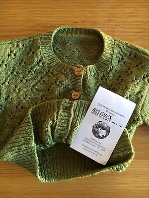 Girls Woollen Knit Cardigan Brand New with Tags