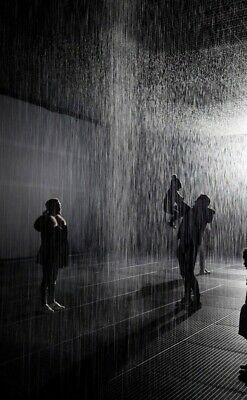 Rain Room Exhibition Tickets *sold out* 5 tickets available