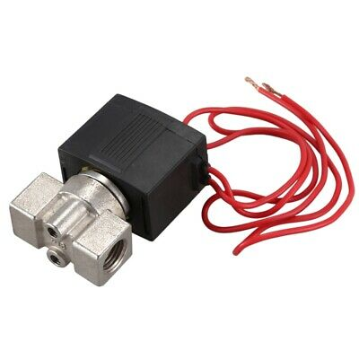 Electrical Normally Closed Wire Lead Gas Solenoid Valve Pneumatic Valve for S9G4