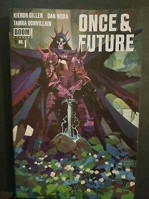 Once And Future #1     Fourth Print    Low Print Run    Boom Studios   Nm