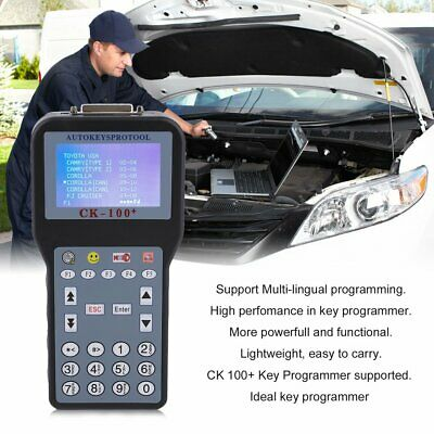 CK-100 CK100 Auto Car Key Programmer with 1024 Tokens for Ford, Honda Toyota USA