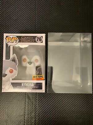 Funko Pop! Game of Thrones: NYMERIA (POP ONLY) Hot Topic Exclusive *IN HAND*