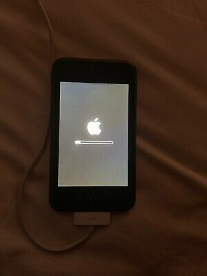 Apple iPod touch 1st Generation Black (8GB)