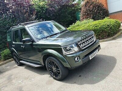 Luxury Land Rover Discovery 3 4 Hse 2.7 Tdv6 2008 To 2016 Facelift Emerald Green