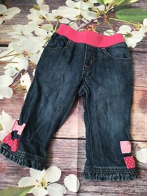 Girls Jeans From Gymboree 12-18 Monts