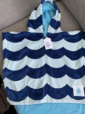 Country Road (Boys) Hooded Towel - Brand New