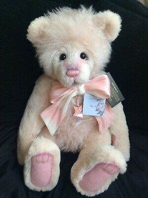 Charlie Bears Joan Mohair/Alpaca Isabelle Collection under RRP
