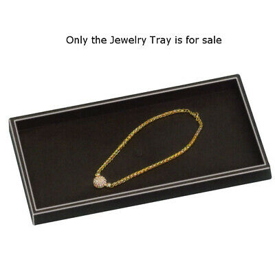 Plastic Jewelry Tray - 14.75 W x 8.25 D x 1 H Inches