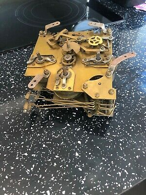 vintage Vintage Mechanical Clock Movement For Westminster Clock