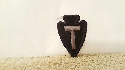 Army 36th Division Cloth Patch Attachment version # 3