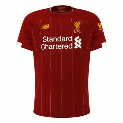 New Liverpool FC 2019/20 Home Football Shirt Size Extra Large