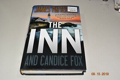 The Inn by James Patterson & Candace Fox. Retail/1st edition
