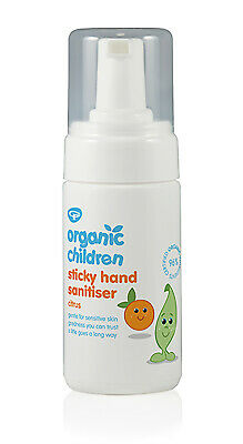 Green People Organic Sticky Hand Sanitiser 100ml