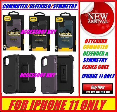 Original OtterBox Commuter / Defender / Symmetry Cases for Apple iphone 11 ONLY