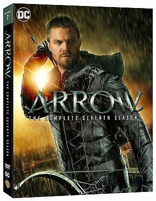 Arrow complete Season 7 [2019] (DVD) brand new/sealed