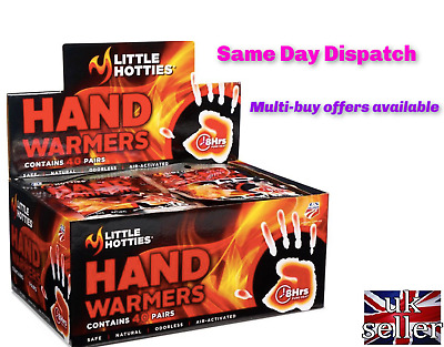 Hand Warmers Hot Hands For Winter Disposable Glove Pocket Ski Sports 1-40